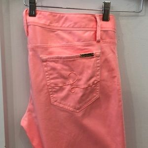 Lilly Pulitzer worth skinny in ginger orange 12